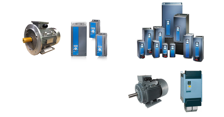 Hansler Motors & vacon Drives
